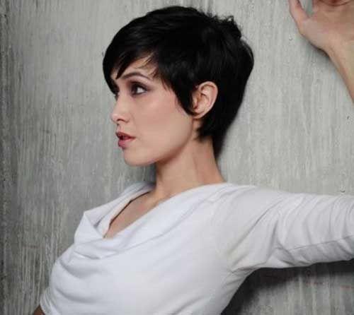 18.Long Pixie Haircut