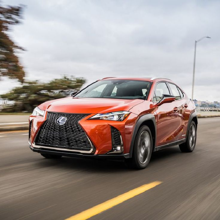 Lexus launches its subscription service for the ux