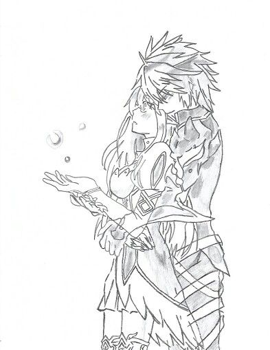Raven and Rena