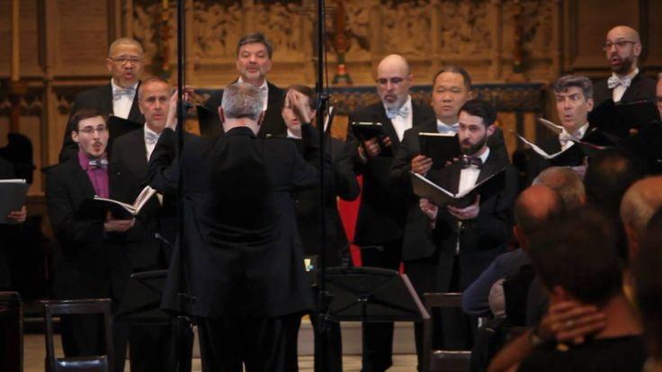 WAC 2016 Ensemble Vocal Ganymède Alwin Michael Schronen Ergo bibamus