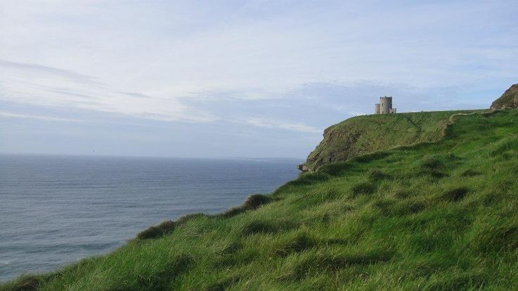 O'Brien's Tower - Cliff of Moher