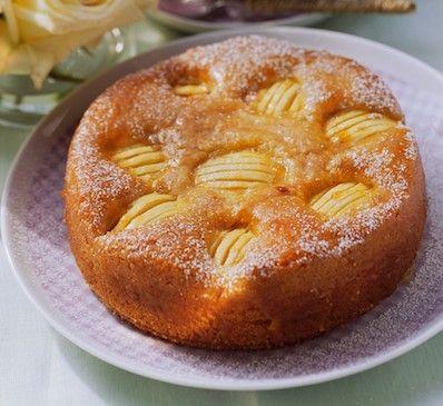 Gâteau pommes-citrons, recettes de grand-mère