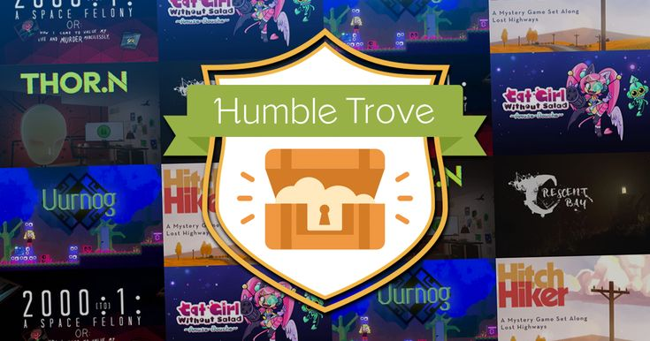 FREE games from the Humble Trove!   Starting now, we're giving everyone access to six DRM-free Humble Original games. They'll only be publicly available until February 2, so get them now! Want more? Active Humble Monthly subscribers can access the full Humble Trove of more than forty DRM-free titles, including our Humble Originals. Just added: Torchlight and Torchlight II! #fashion #style #stylish #love #me #cute #photooftheday #nails #hair #beauty #beautiful #design #model #dress #shoes…