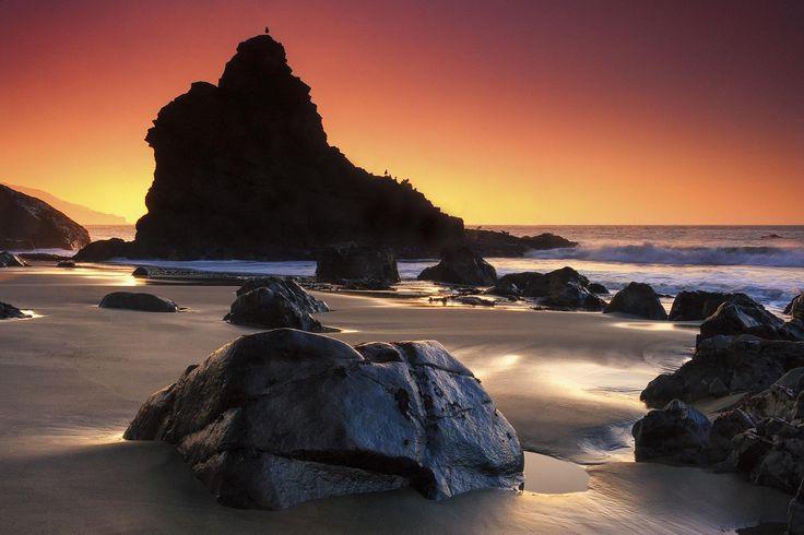 Pacific Sunset by Chaluntorn Preeyasombat on 500px