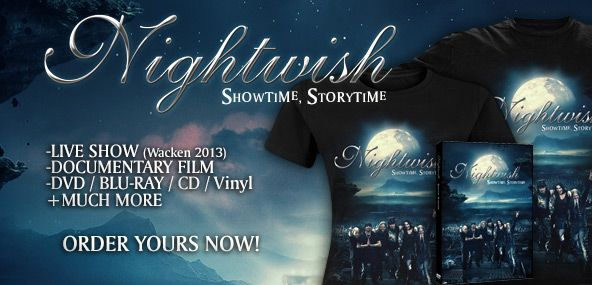 Nightwish - The Official Website
