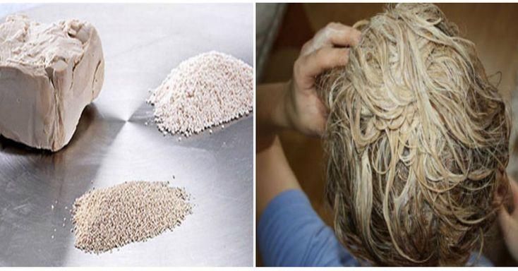 Применение: Разведите дрожжи в теплой воде, а для ускорения процесса брожения добавьте сахар. Когда дрожжи забродят, вмешайте мёд и горчичный порошок. Нанесите маску на кожу головы и корни волос. Потом наденьте полиэтиленовую шапочку и обмотай голову в полотенце. Через час смесь нужно смыть, используй для этого обычный шампунь. У вас сложится впечатление, что волос на голове стало в два раза больше! Уже после первого применения, вы заметите результат, который не...