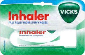 Vicks Inhaler Nasal Stick Vicks Inhaler Nasal Stick: Express Chemist offer fast delivery and friendly, reliable service. Buy Vicks Inhaler Nasal Stick online from Express Chemist today! (Barcode EAN=5000174025637) http://www.MightGet.com/january-2017-11/vicks-inhaler-nasal-stick.asp