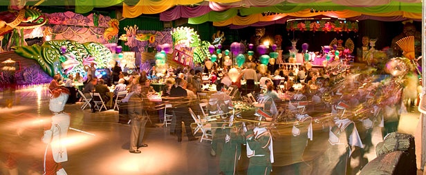 Mardi Gras World | SocialTables.com | Event Planning Software