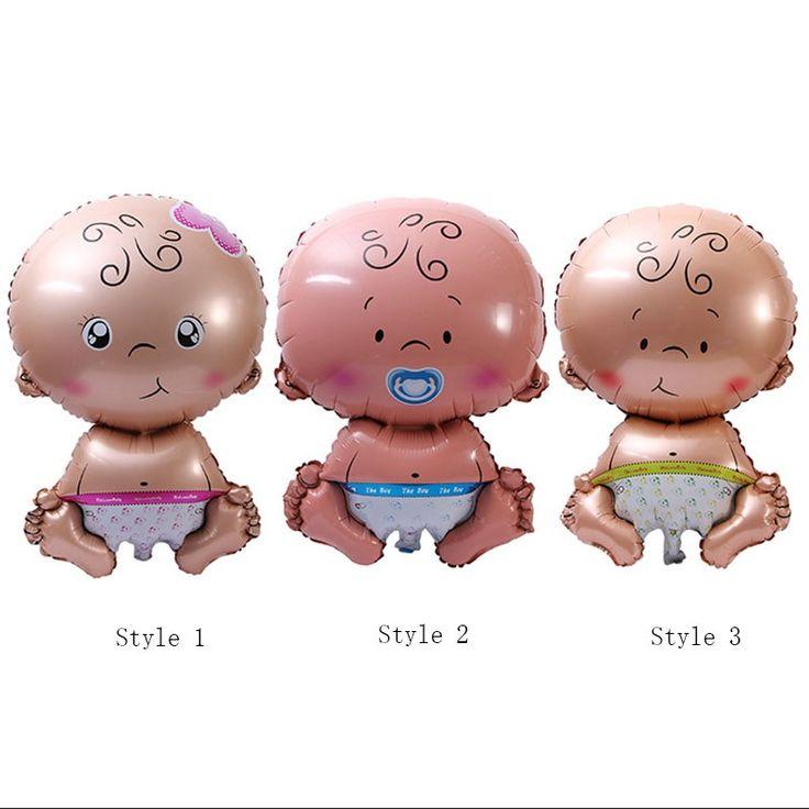 """Купить товар16 """" душа ребенка воздушный шар мальчик девушка шары для первый день рождения ну вечеринку украшения принадлежности для отдыха в категории События и праздничные атрибутына AliExpress.        --- Мера: 16 """"(16 дюйм(ов))                  --- Материал: лавсановая             --- Воздушные шары могут б"""