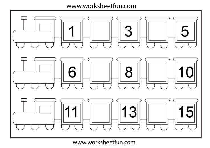 Preschool Worksheets / FREE Printable Worksheets – Worksheetfun                                                                                                                                                                                 More