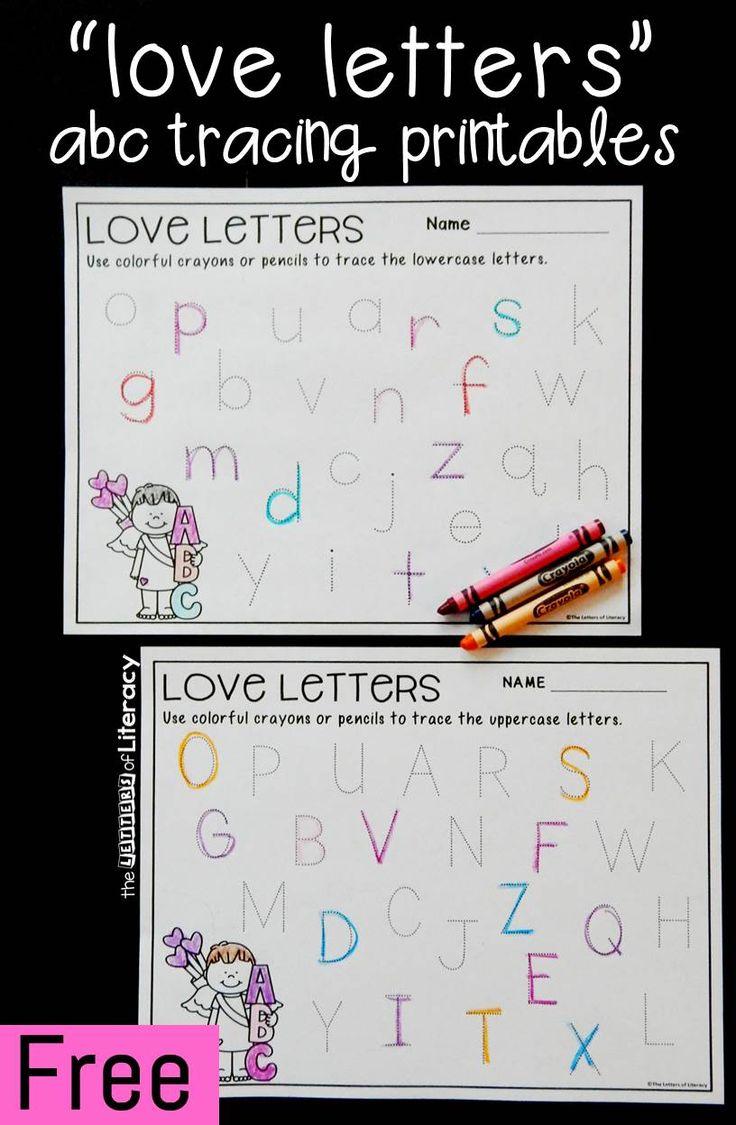 Cursive Tracing Alphabet