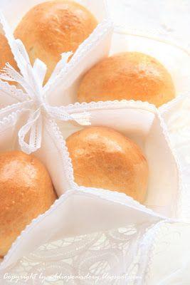 Wheat-rye buns