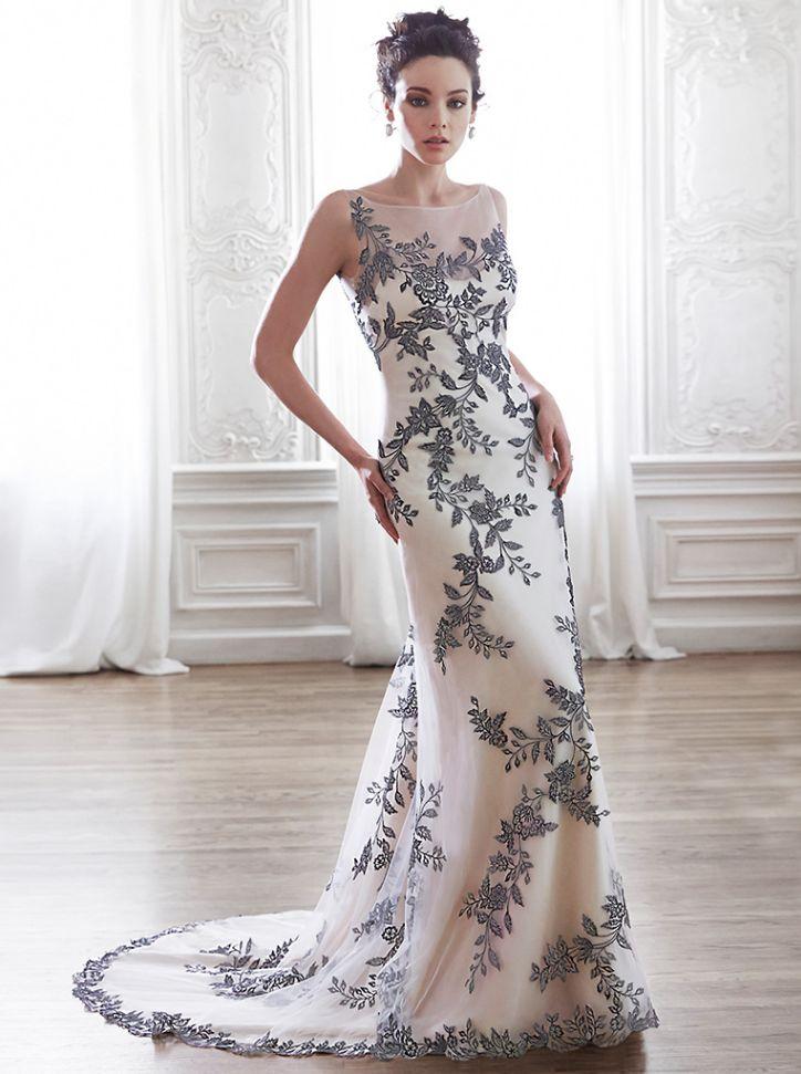 elegant black and white dresses