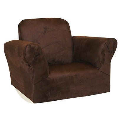 Komfy Kings Standard Rocker Chair Chocolate