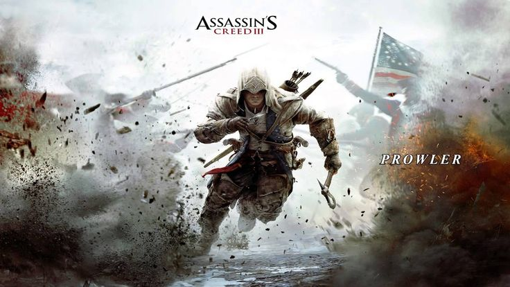 Assassin's Creed 3 - Modern Assassin (Soundtrack OST)