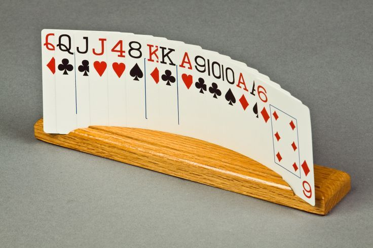 Diy Playing Card Holder Yahoo Image Search Results
