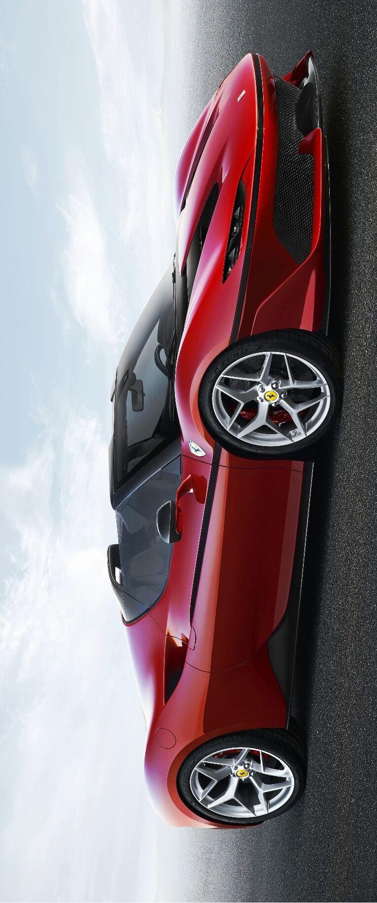 (°!°) 2017 Ferrari J50