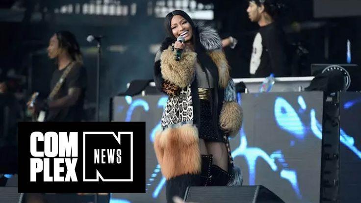 Nicki Minaj Confirms a Remix of 'The Way Life Goes' With Lil Uzi Vert Exists - https://www.mixtapes.tv/videos/nicki-minaj-confirms-a-remix-of-the-way-life-goes-with-lil-uzi-vert-exists/