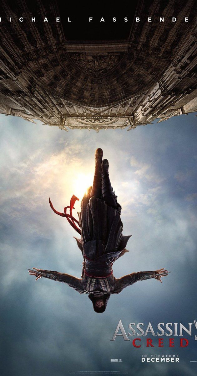 Finally I can show all my non-gamin friends the awesomeness that is Assassin's Creed! Well, you know, if the movie-makers do it right.