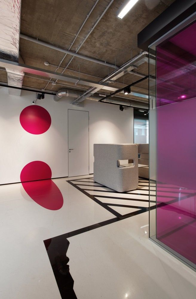 Gallery of E:MG Advertising Agency / VOX Architects - 11. Office Interior  DesignOffice ...