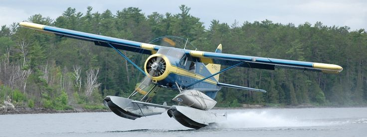 DeHavilland Beaver C-FOCC. S/N 23. Built in 1948 for the Ontario Government, Department of Lands and Forests, who operated it until 1964.