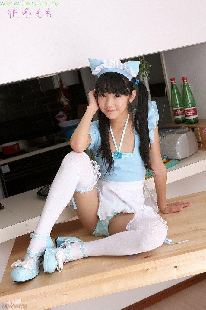 Momo Shiina Kawaii Gravure Idol My Favorite Girls