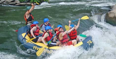 WV White Water Rafting Shenandoah Potomac River Harpers Ferry West Virginia WV Maryland Trips Tours