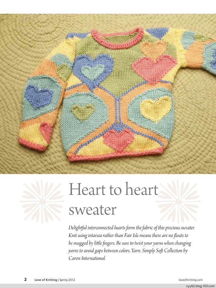 Яркий пуловер малышу