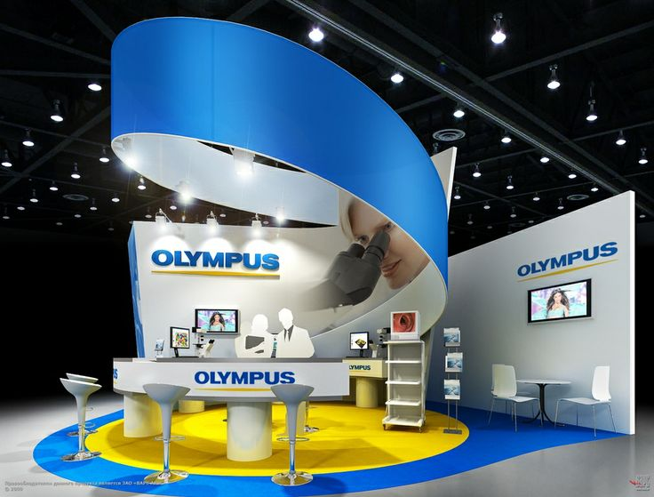 A very creative way to make your next exhibit pop at the next big trade show. We can do similar designs here at triadcreativegroup.com