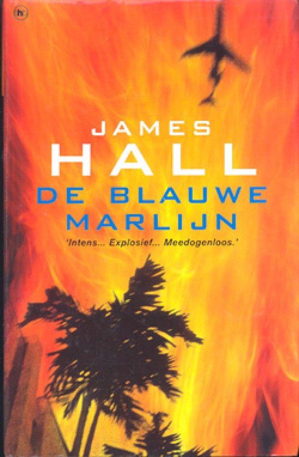 Afbeeldingsresultaat voor de blauwe marlijn james hall