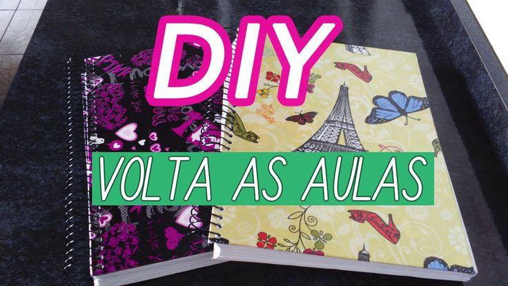 DIY VOLTA AS AULAS