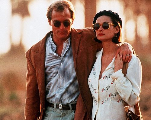 demi moore truly pulling off a beret, Indecent Proposal, 1993