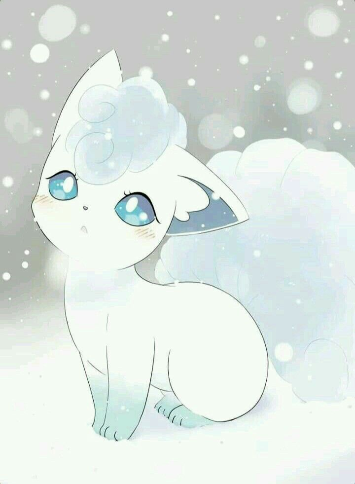 Its alonan vulpix