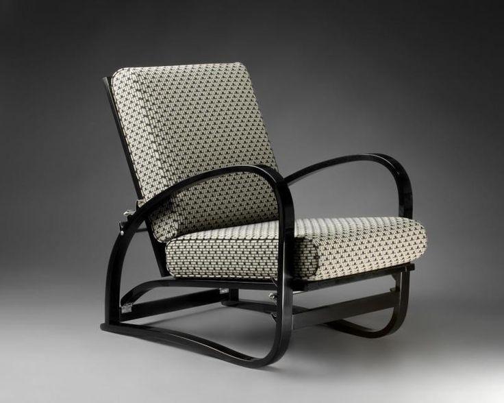 Ideal Art deco m bel M belstilen M bel Mitte Des Jahrhunderts Liegen Tschechische Republik Prag Architektur Rocking Chair Architecture