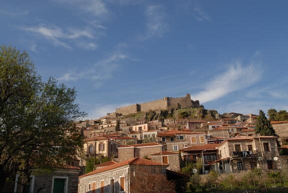 Molivos Castle, Lesvos - Greece