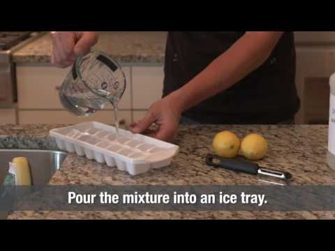 Deodorize the Garbage Disposal | Home Hacks - YouTube