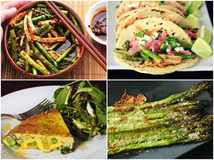 20 Asparagus Recipes to Celebrate Spring