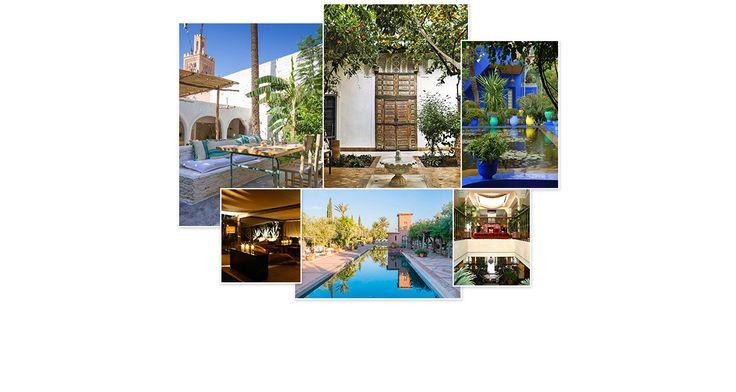 Idéale pour une escapade entre filles, Marrakech est une ville composée de petites pépites qu'il faut savoir trouver. Découvrez nos bonnes adresses pour un week-end détente et ensoleillé !