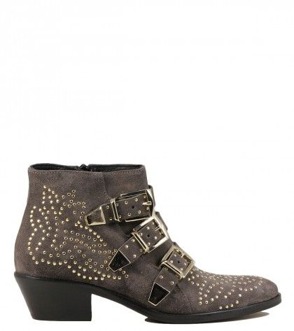 Boots Lemare' 0351 Black Stud