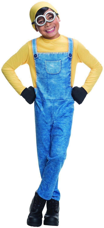 Bob the Minion Child Costume Rubies 610784