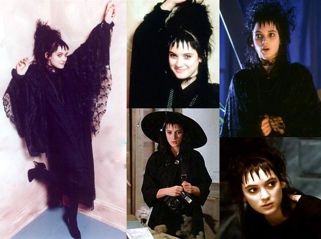 Lydia Deetz costume idea