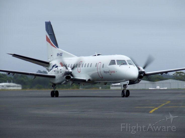Photo of RXA Saab 340 (VH-RXE) ✈ FlightAware