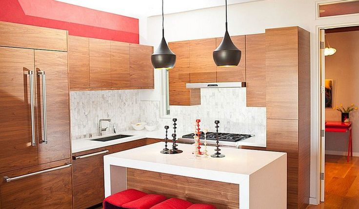 32 best Cuisine images on Pinterest Contemporary unit kitchens