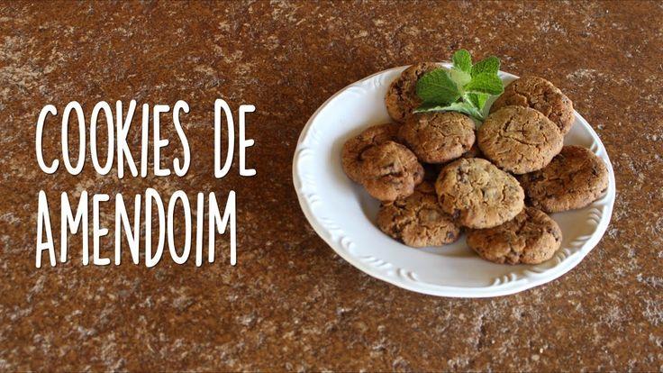 Cookies Saudáveis de Amendoim Sem Glúten - Receitas Veganas