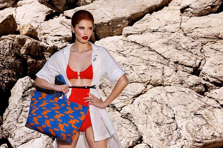 Bolsos de playa para 2013.