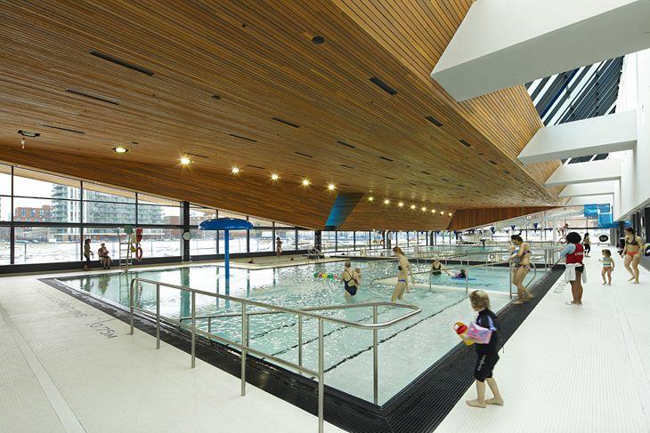 Regent Park Aquatic Centre | MJMA | Toronto, ON