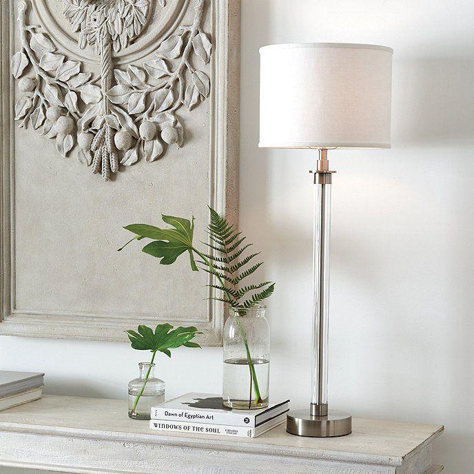 Whitney Acrylic Buffet Lamp Lighting Ideas In 2019