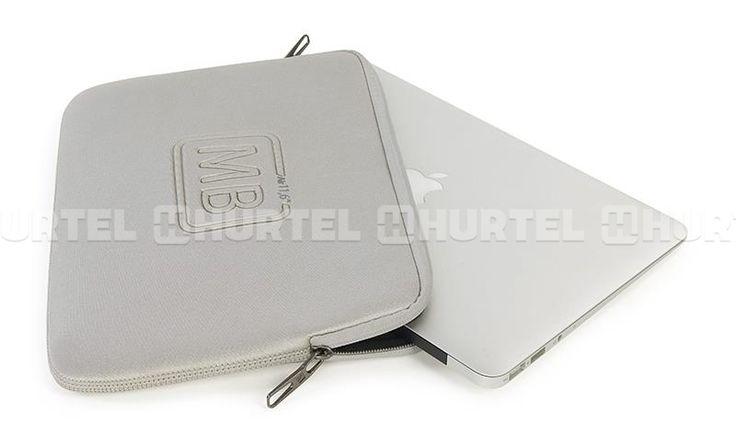 "TUCANO Elements - Pokrowiec MacBook Air 11"" (srebrny)"