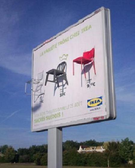 Ikea Outdoor Billboard Cool Advertising Pinterest