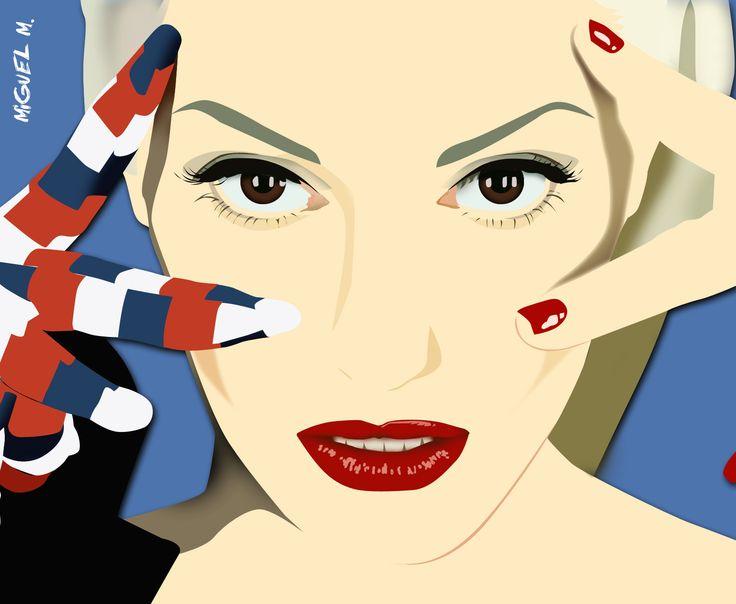 Gwen Stefani::